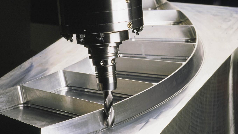 fresadora de metal